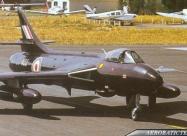Black Arrows Hawker Hunter F6