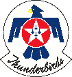 Thunderbirds badge