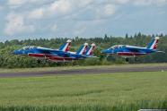Belgian International Airshow 2012, Florennes Airbase