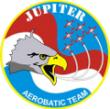 Jupiter Aerobatic Team logo