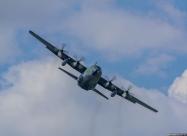 Romanian Air Force C-130 Hercules
