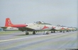 The Macaws Jet Provost T.4, first livery