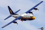 Blue Angels retire current Fat Albert C-130