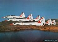 Thunderbirds T-38