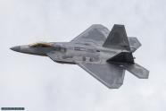 F-22 Raptor Demo Team 2021 Schedule