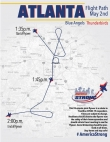 Atlanta flyover map