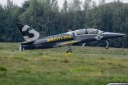 Breitling cancelled the sponsorship of Breitling Jet Team
