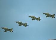 Midnight Hawks BAe Hawk Mk.51, first paint scheme