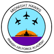 Midnight Hawks logo