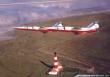 Vikings F-104 Starfighter, second paint scheme 1986