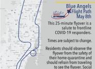 Miami flyover map