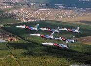 Russian Knights Su-27