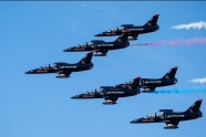 Patriots Jet Team will became six-ship