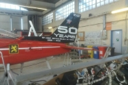 Red Devils to change tail livery