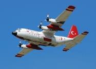Turkish Stars C-130 Hercules