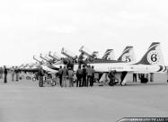 Thunderbirds T-38 Talon