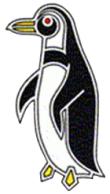 Manchots aerobatic team logo