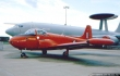 Jet Provost T Mk4 in red paint scheme