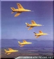 Yellowjacks Folland Gnat