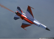 Black Knights F-16A Fighting Falco