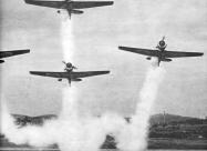 Esquadrilha da Fumaca T-6 Texan