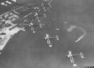 Patrouille Etampes Morane-Saulnier 225