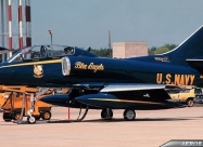 Blue Angels TA-4 Skyhawk