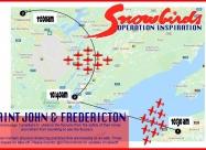 May 3, Snowbirds Nova Scotia flyover map 1
