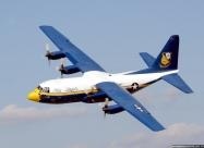 Blue Angels C-130 Fat Albert