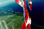 Snowbirds introduced new pilots for 2011