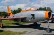 Getti Tonanti F-84F Thunderstreak at Rivolto Air Base