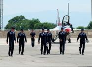Thunderbirds pilots