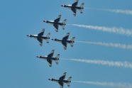USAF Thunderbirds to conduct a flyover at Hollywood