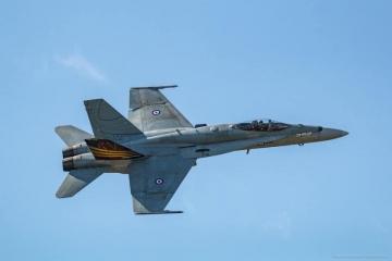 CF-18 Demo Team