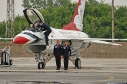 Thunderbirds announced 2015 officers