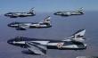 Thunderbolts Hawker Hunter F.56A