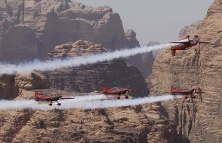 Royal Jordanian Falcons Extra 300L Gallery