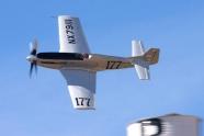 """P-51 """"Galloping Ghost"""" Reno crash telemetry data"""