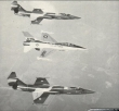 Slivers F-104 Starfighter