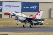 Thunderbirds commander relieved from duty