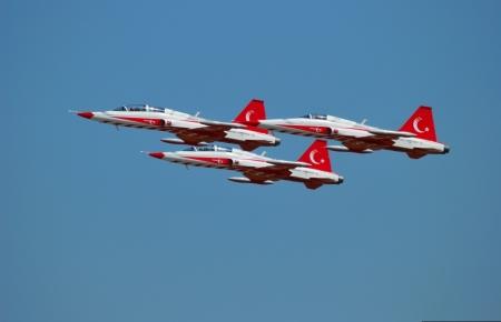 Turkish Stars NF-5 Gallery
