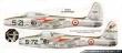 Guizzo F-84G Thunderjet paint scheme