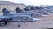 Vikings F-104 Starfighter, first paint scheme 1983-86