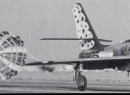 Thunderbirds F-84F Thunderstreak