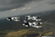 A new civilian jet aerobatic team is formed