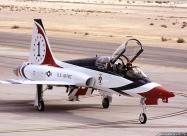 Civil Thunderbirds T-38 Talon