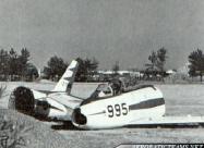 Blue Impulse F-86F Sabre remains after a crash