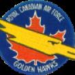 Golden Hawks aerobatic team