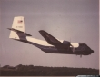 Silver Eagles DHC-4 Caribou support cargo aircraft