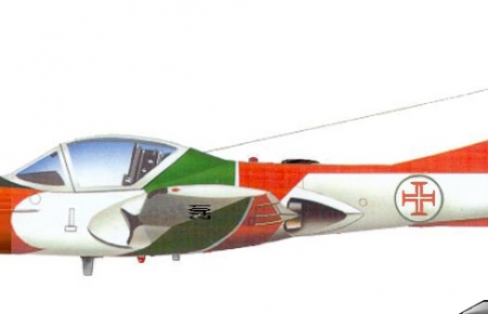 Asas de Portugal Cessna T-37C Gallery